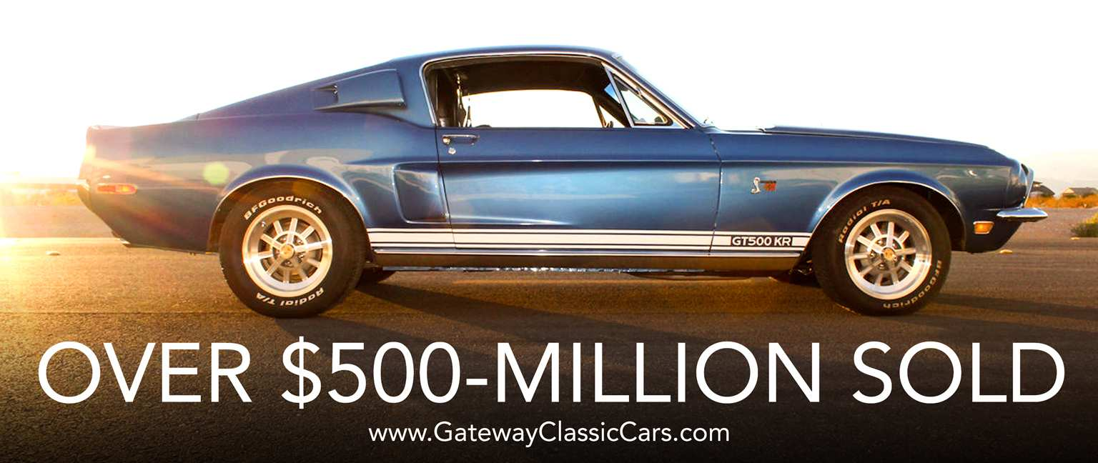 Gateway Classic Cars The World S Largest Classic And Exotic Car Sales Company
